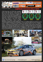 CAMPIONE TOSCANO RALLY 2018 t
